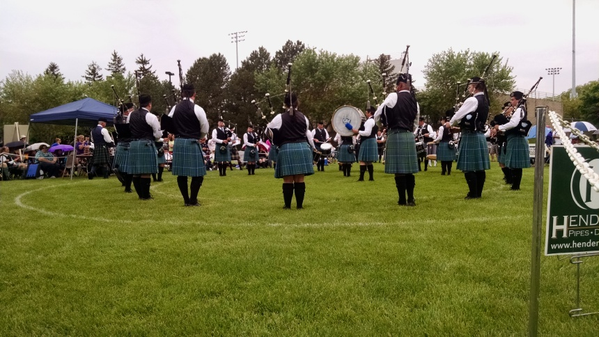 Greater Midwest Pipe Band